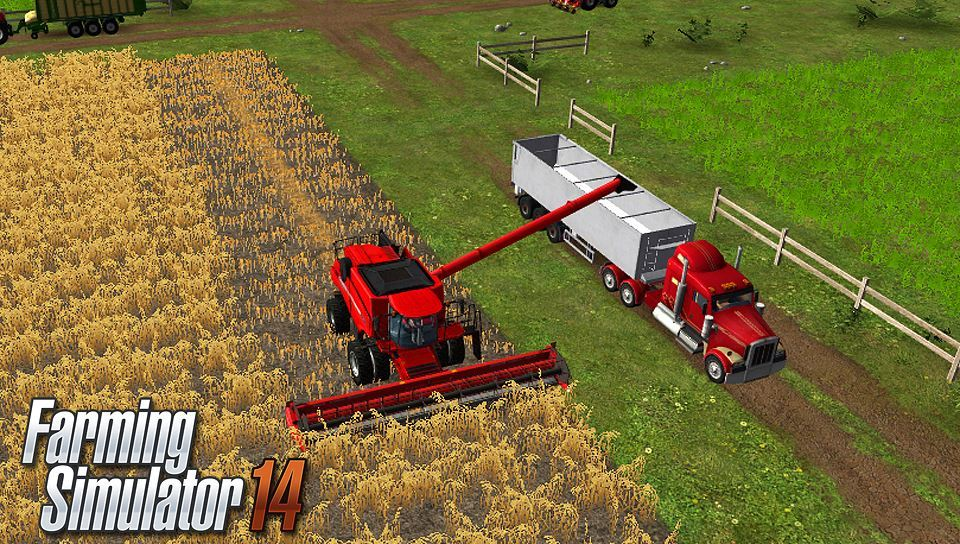 Farming Simulator 16 v1.1.0.4  Android Ücretsiz Para Hileli Apk İndir