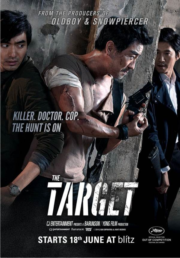 The Target / 2014 / Güney Kore / Online Film İzle