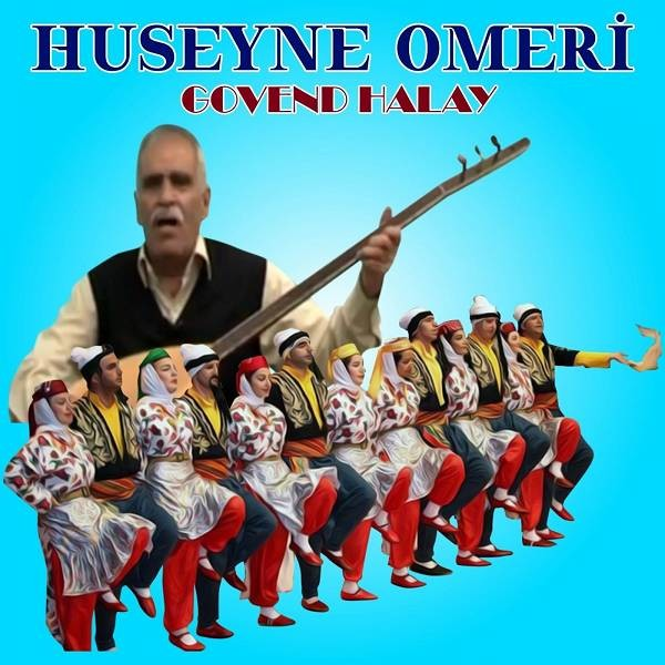 Huseyne Omeri Govend Halay 2019 Full Albüm İndir