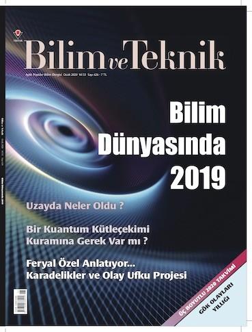 Bilim ve Teknik Ocak 2020