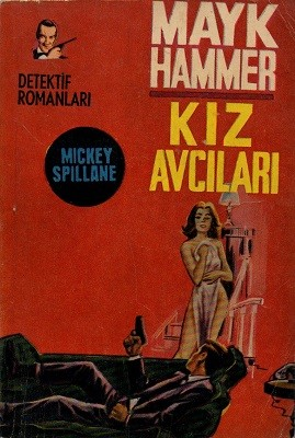 Mickey Spillane Kız Avcıları Pdf E-kitap indir