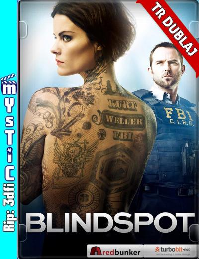 Blindspot (2015–) 1. Sezon İlk 10 Bölüm ( 720p WEBDL ) Türkçe Dublaj 3dfi dizi indir