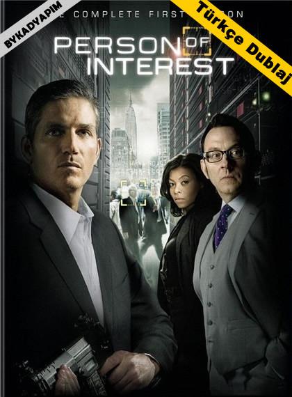 Person of Interest | 1.Sezon | Tüm Bölümler | Türkçe Dublaj – indir