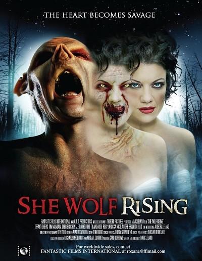 She Wolf Rising 2016 (Türkçe Altyazılı) HDRip XviD