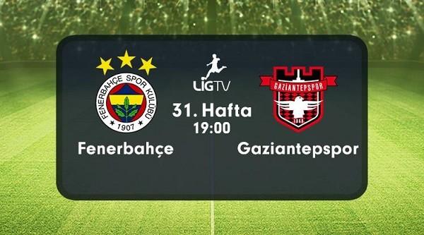 Fenerbahçe – Gaziantepspor (01.05.2016) | HDTV 720p | Full Maç – VKRG