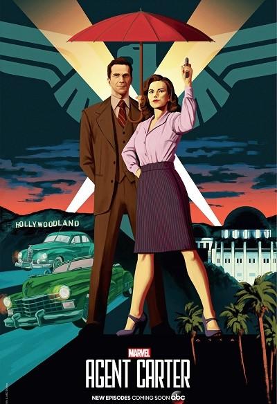 Agent Carter 2015  2.Sezon Tüm Bölümler  ( WEB-DL XviD )  Türkçe Dublaj - Tek Link