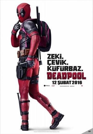 Deadpool | 2016 | BRRip XviD | Türkçe Dublaj - Teklink indir