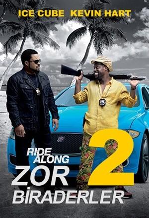 Zor Biraderler 2 - Ride Along 2 | 2016 | BRRip XviD | Türkçe Dublaj - Teklink indir