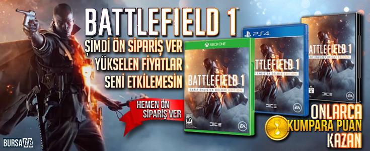 Battlefield 1™ Origin CD Key Ön Siparis
