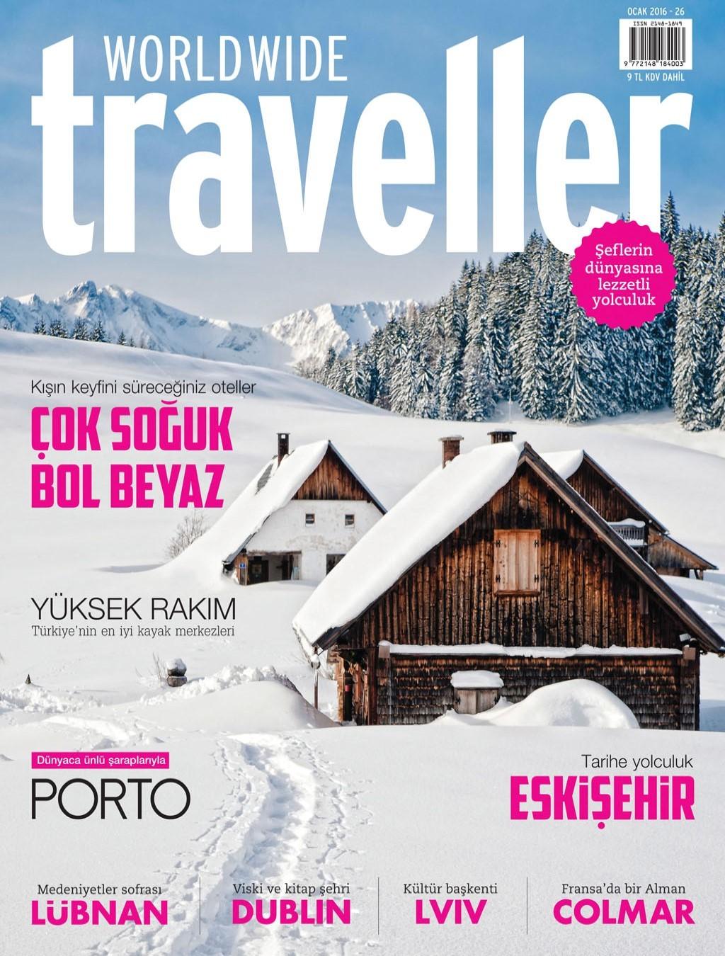 WorldWide Traveller Ocak 2016 PDF Dergi İndir
