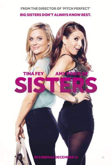 Sisters - Kız Kardeşler (2015) - türkçe dublaj film indir