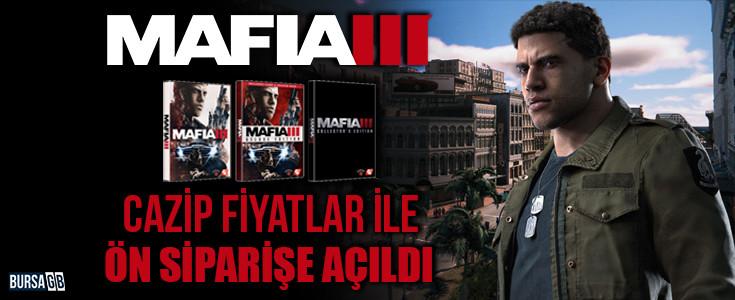 Mafia III Cazip Fiyatlarla Ön Sipariste
