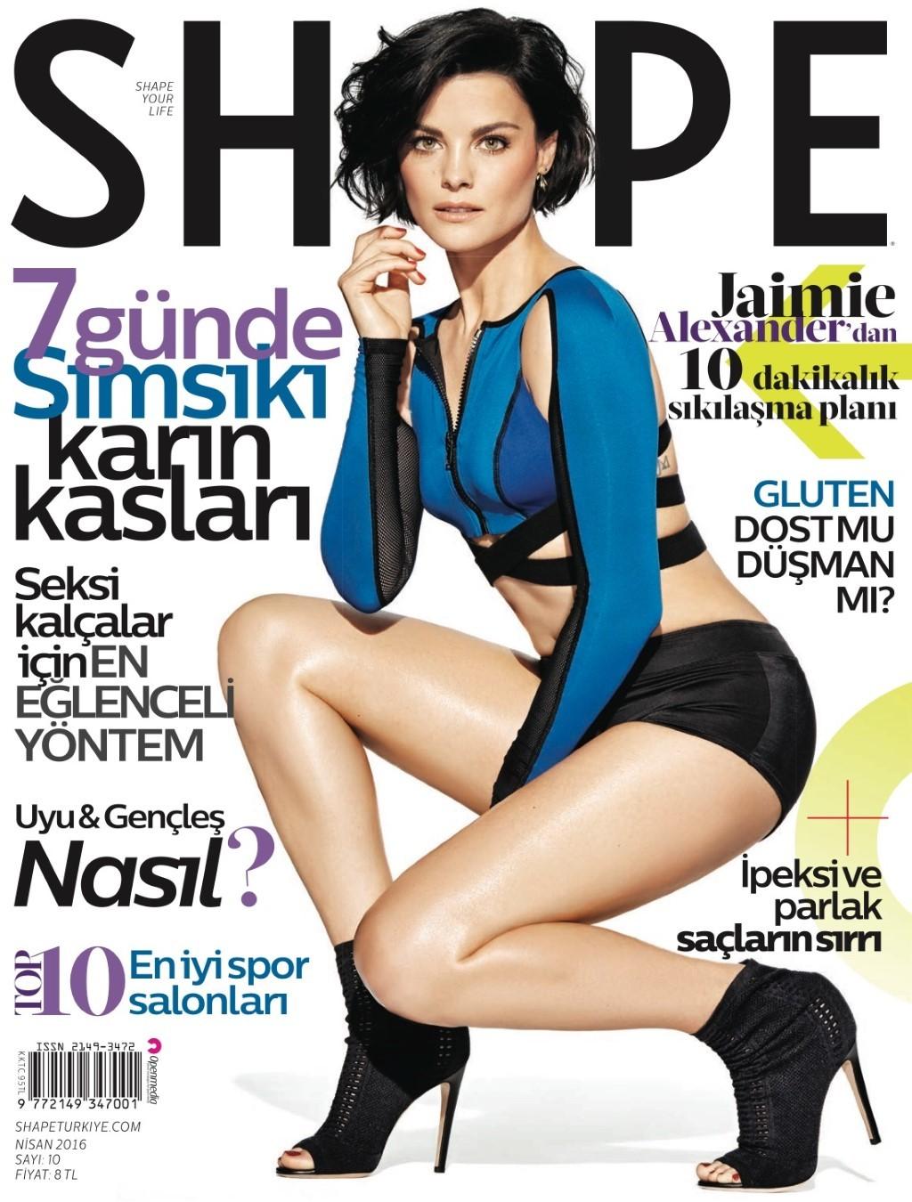 Shape Nisan 2016 PDF Dergi indir