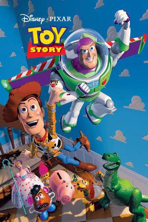 Oyuncak Hikayesi - Toy Story (1995) - türkçe dublaj film indir
