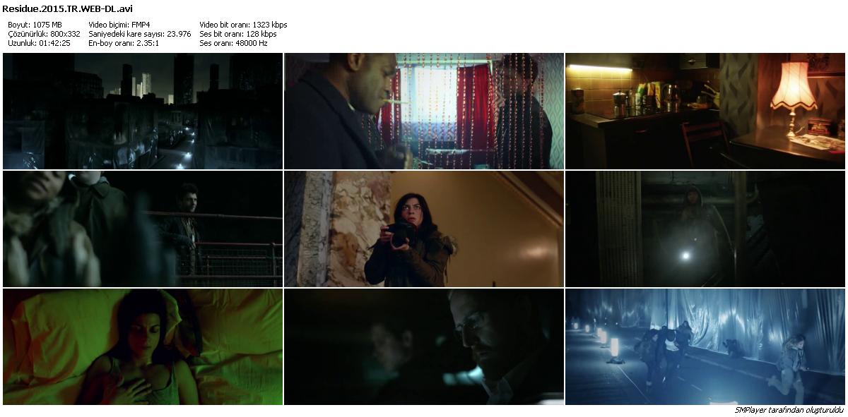 Residue.2015.tr.web Dl Preview