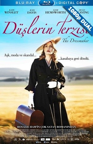 Düşlerin Terzisi - The Dressmaker 2014 WEB-DL 1080p x264 DuaL TR-EN - Tek Link ndir