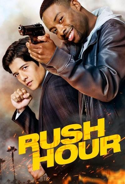 Rush Hour 2016 1.Sezon Tüm Bölümler  ( WEB-DL XviD )  Türkçe Dublaj - Tek Link