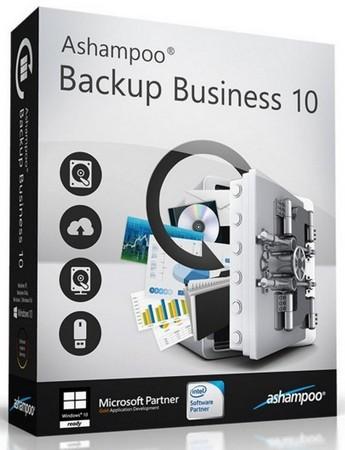Ashampoo Backup Pro 10.00