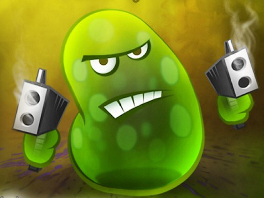 Mikroplarla Savaş Oyunu