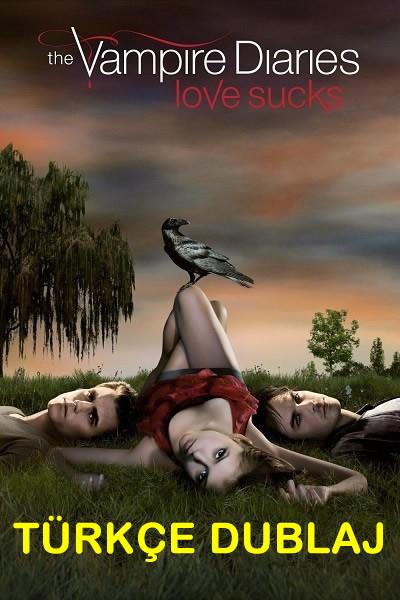 The Vampire Diaries 6.Sezon (Tüm Bölümler) Türkçe Dublaj