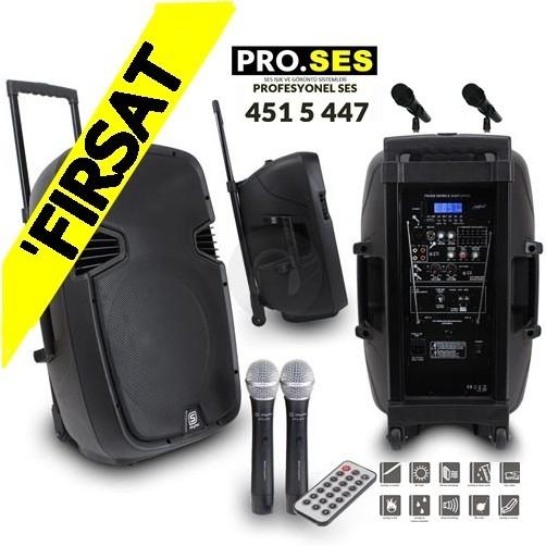 Seyyar Taşınabilir Portatif Mobil Ses Sistemleri ,0212 451 54 47,anfi Mikrofon Hoparlör Kolon Kabin Mixer Kablosuz Ses Aktif Toplantı Cafe Konferans
