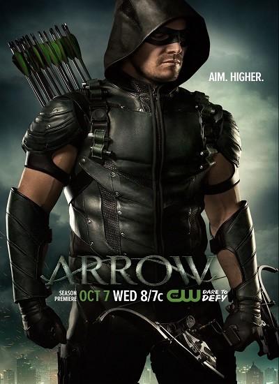 Arrow 1-2-3-4.Sezon Tüm Bölümleri (Türkçe Dublaj) – indir