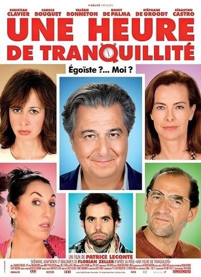 Rahatsız Etmeyin – Une Heure de Tranquillité 2014 BDRip XviD Türkçe Dublaj – Tek Link