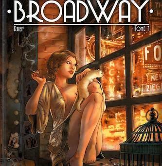 Broadway Çizgiroman İndir