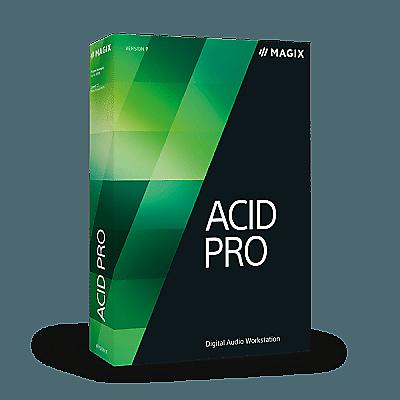 MAGIX ACID Pro 9.0.1.24 [x64] | Katılımsız