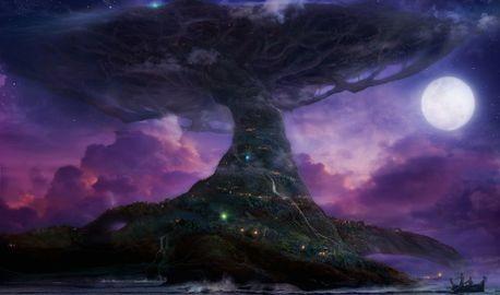 Teldrassil - Warcraft: İki Dünyanın İlk Karşılaşması