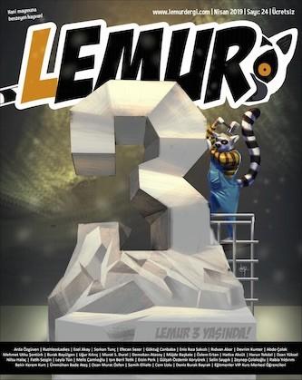 Lemur Nisan 2019