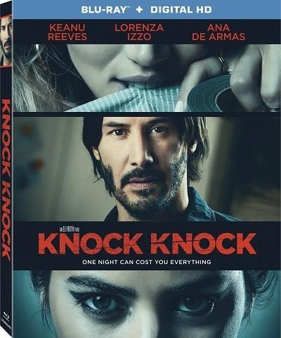 Yanlış Kapı - Knock Knock 2015 1080p BluRay x265 HEVC Türkçe Dublaj - Tek Link