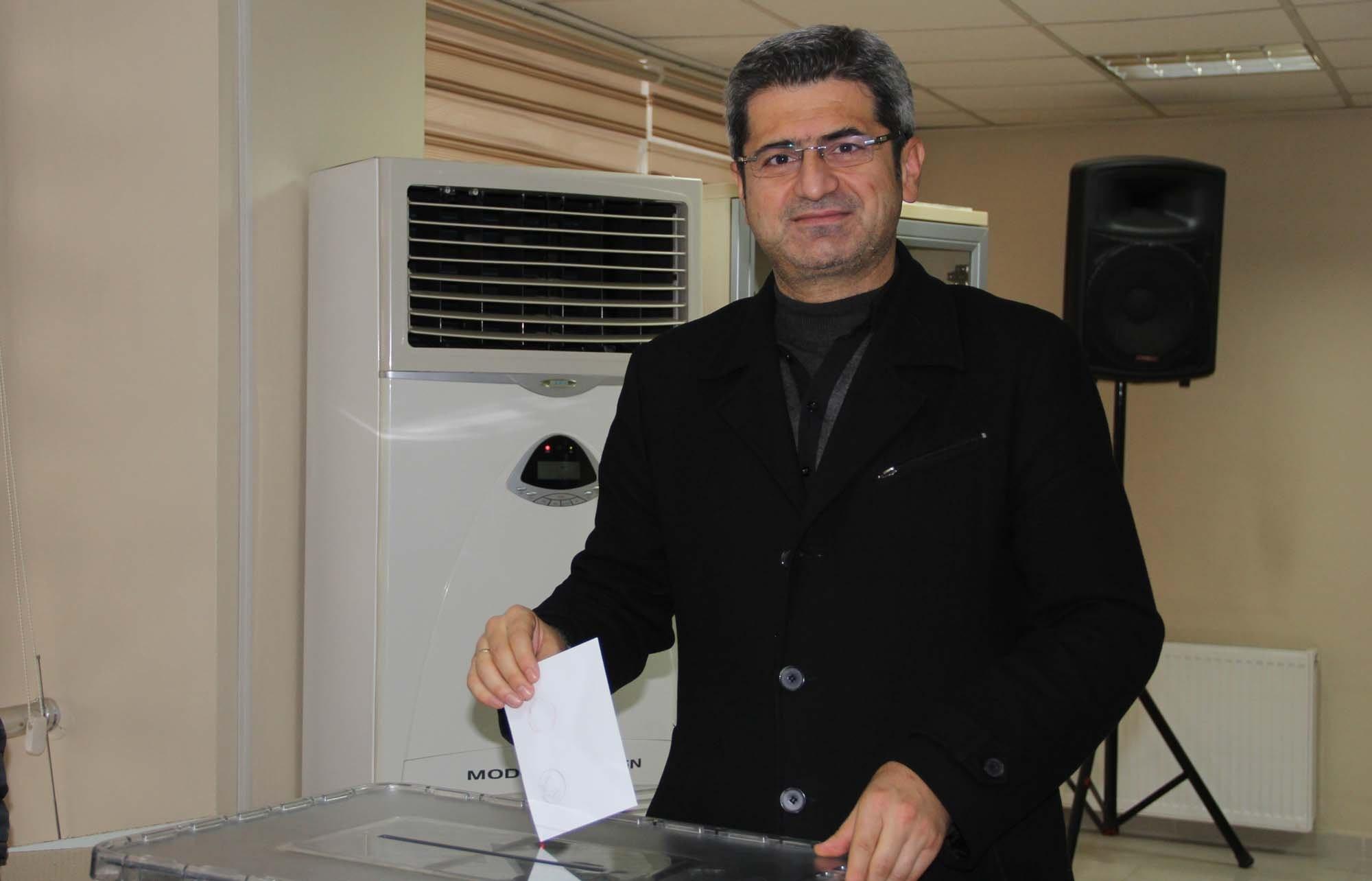 Ziraat Mühendisleri Odası Genel Kurul Seçimi Gerçekleştirildi