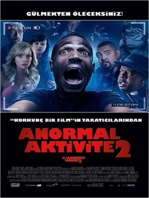Anormal Aktivite 2 - A Haunted House 2 | 2014 | BRRip XViD | Türkçe Dublaj - Tek Link