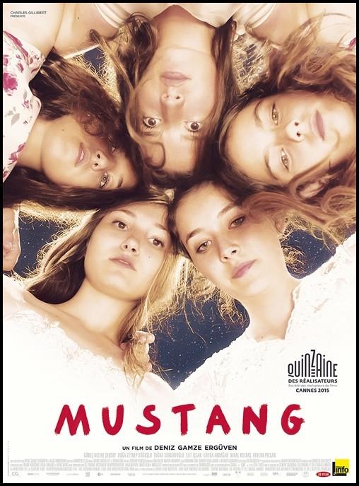 Mustang – 2015 – 720p BluRay – Yerli Film indir