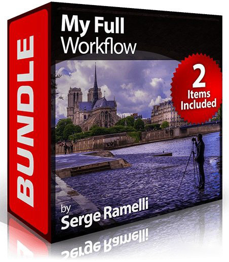 PhotoSerge - My Full Workflow Bundle by Serge Ramelli