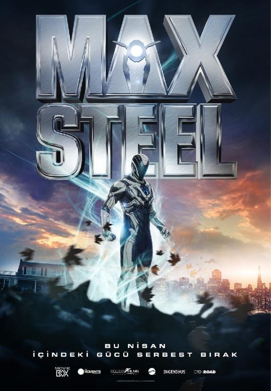 Max Steel 2016 BRRip XViD Türkçe Dublaj - Film indir  Tek Link Film indir