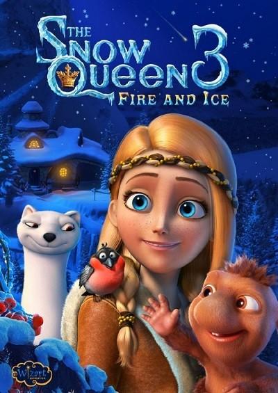 Karlar Kraliçesi 3: Ateş ve Buz 2017 HDRip XviD Türkçe Dublaj indir