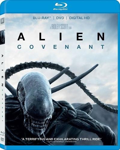 Yaratık: Covenant 2017 ( BluRay 720p – 1080p ) DuaL TR-ENG indir