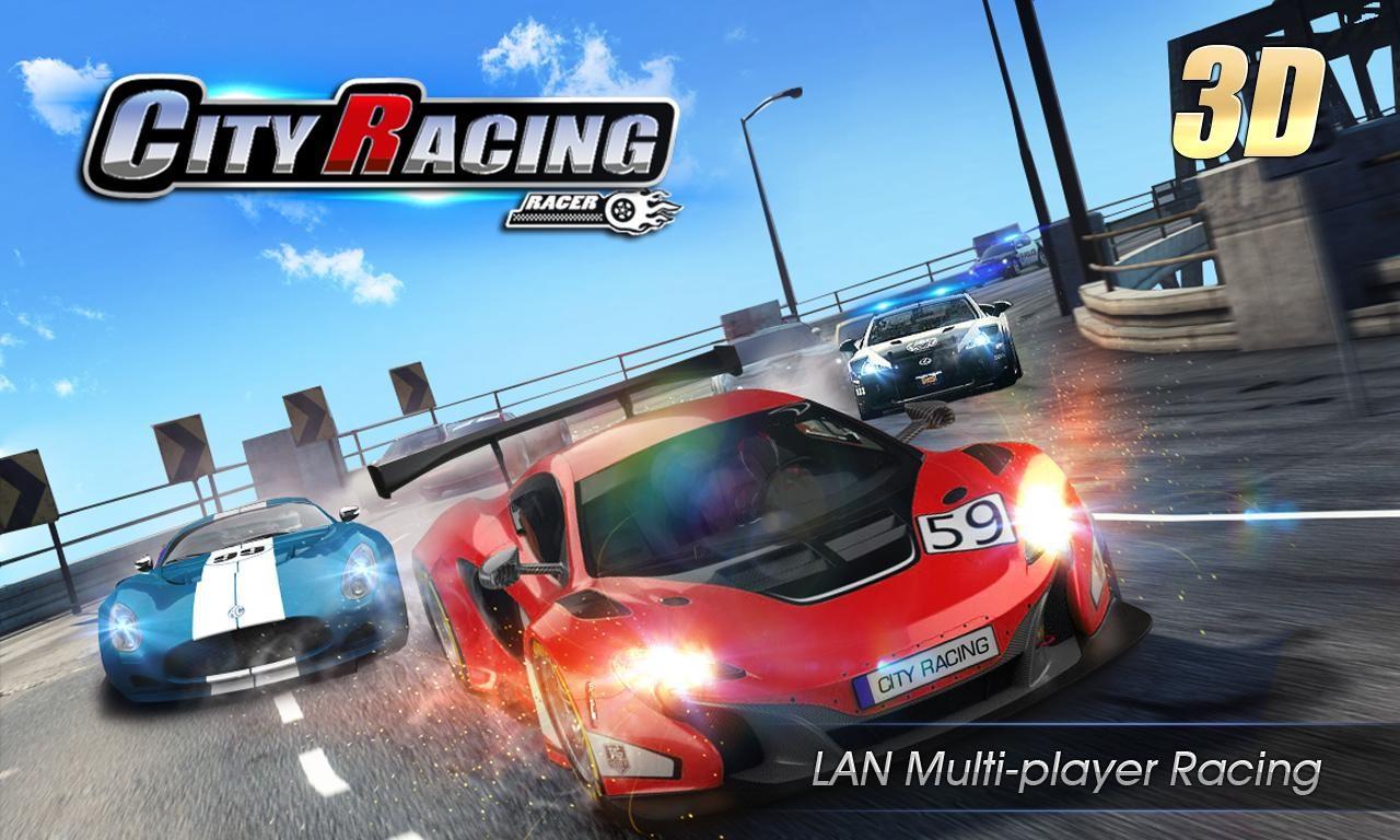 City Racing 3D Apk Mod