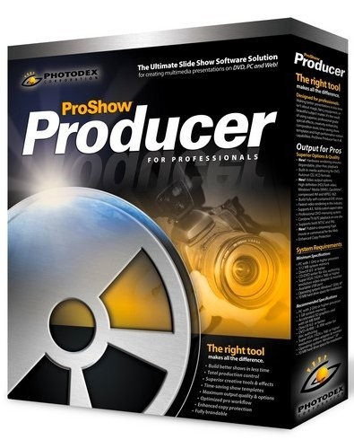 Photodex ProShow Producer 9.0.3771 full İndir