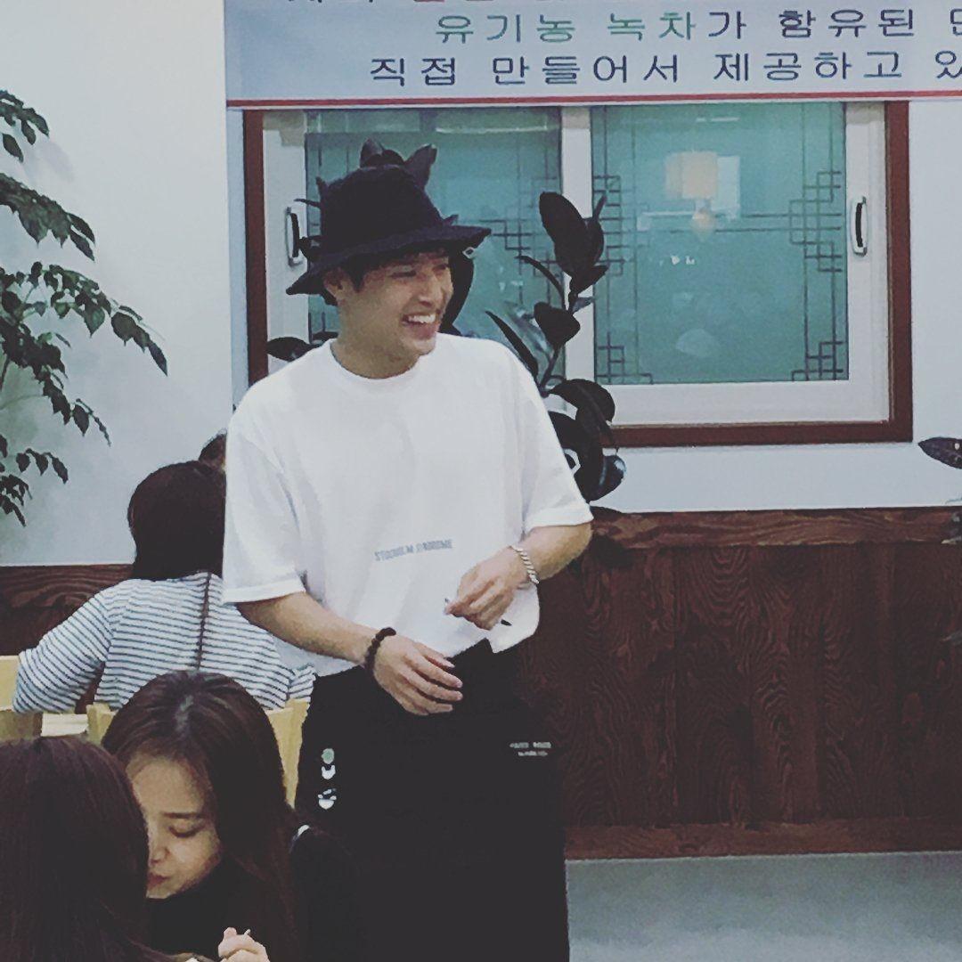 Kang Ha Neul Noodle Restoranında İşe Başladı! /// 10 Temmuz 2017