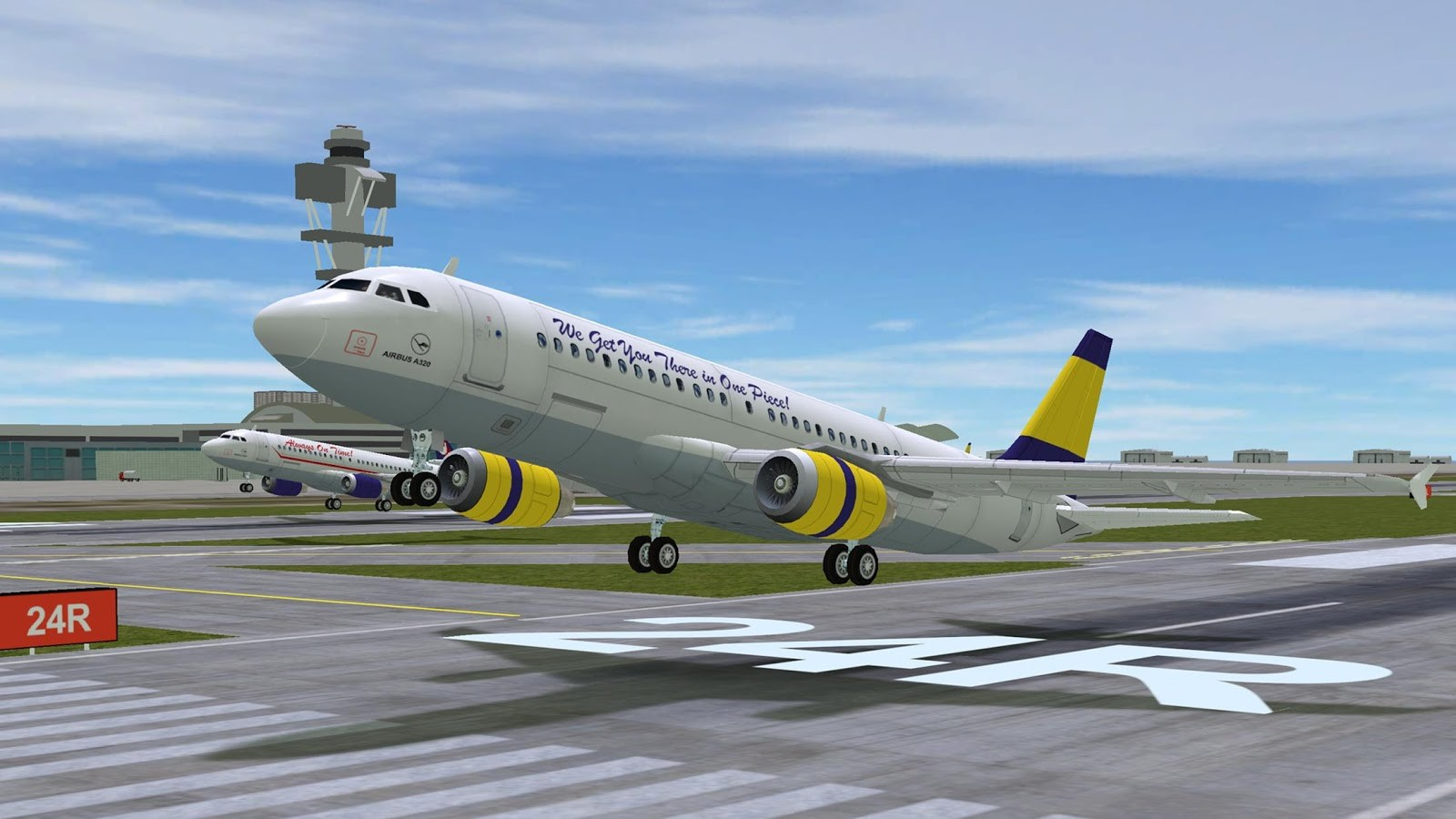 Airport Madness 3D Android