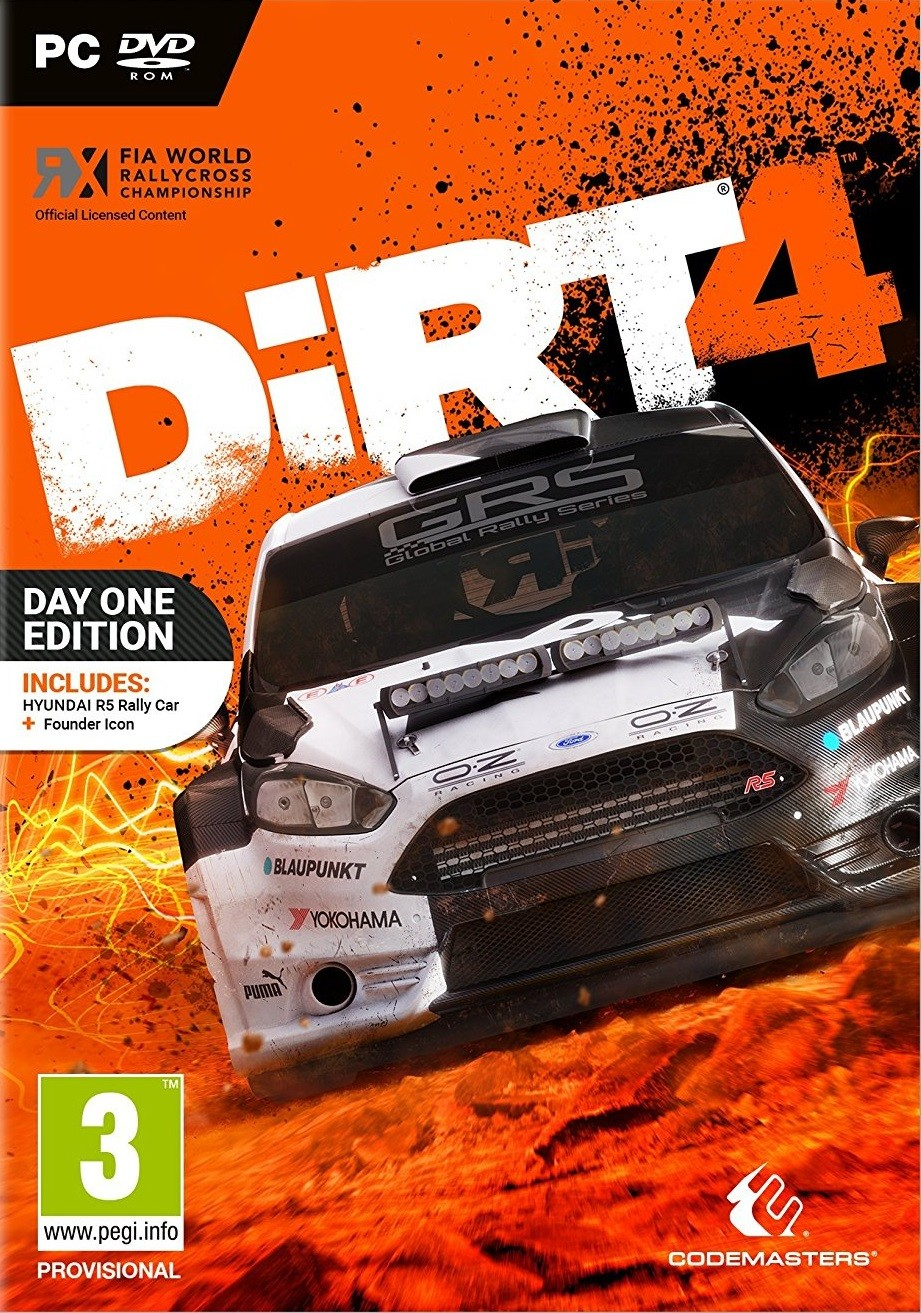DiRT 4-RELOADED