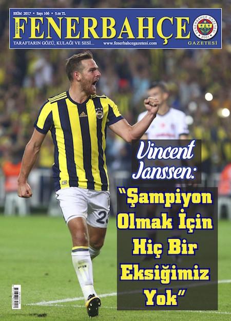 Fenerbahçe Ekim 2017