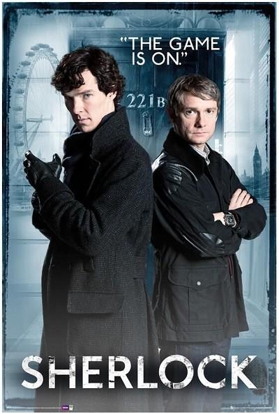 Sherlock 2010 1.Sezon (BluRay 720p-1080p) Tüm Bölümler Türkçe Dublaj indir