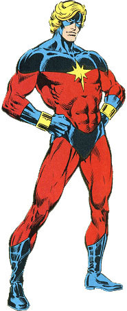 Mar Vell (Earth 616)