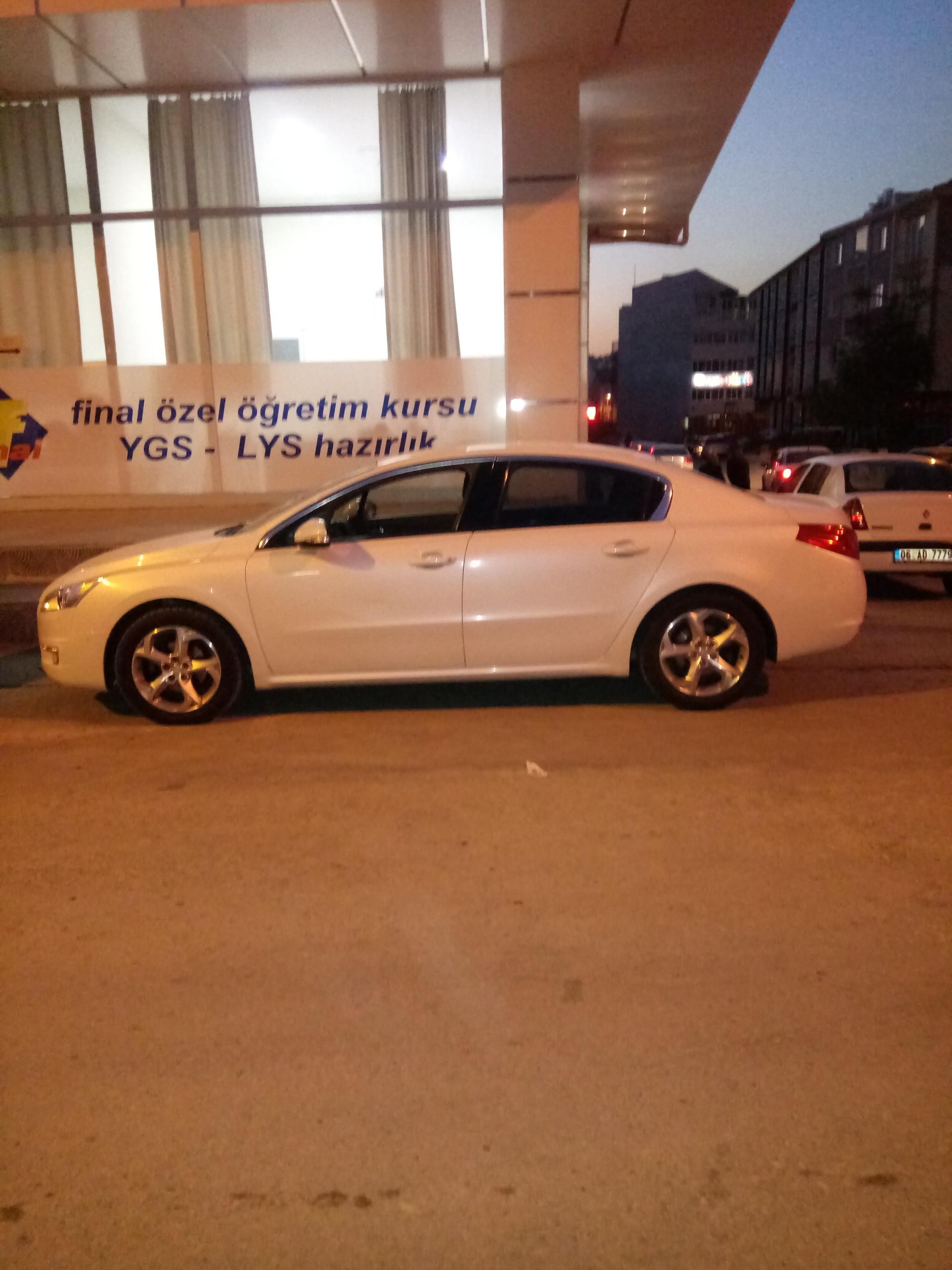 Deri Direksiyon Simidi Boyama Peugeot Türkiye Forumları Peugeot