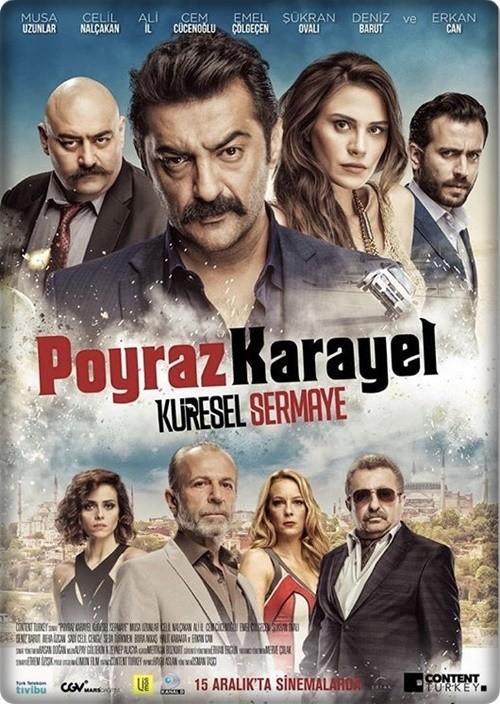 Poyraz Karayel: Küresel Sermaye 2017 (Yerli Film) 720p WEB-DL
