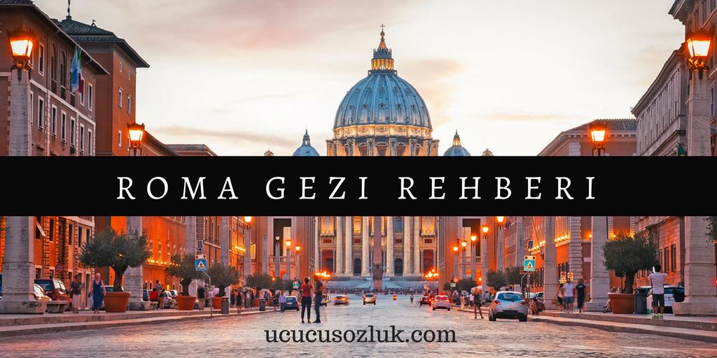 Roma Rehberi